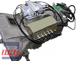 Электропневматический привод механических коробок передач (ЭПП)
