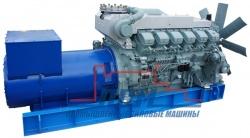 Дизельный  генератор ПСМ ADMi-1000