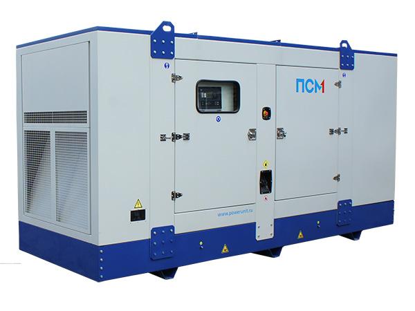 дизельная электростанция 500 кВт