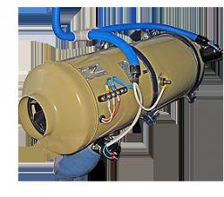 Отопительно-вентиляционные установки типа ОВ