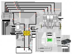 Система учета расхода топлива (серии DFM)