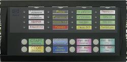 Дополнительная панель оператора AOP-2