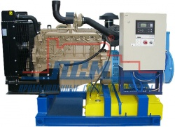 Дизельный  генератор ПСМ ADJ-120
