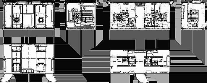 Схема размещения 2-х