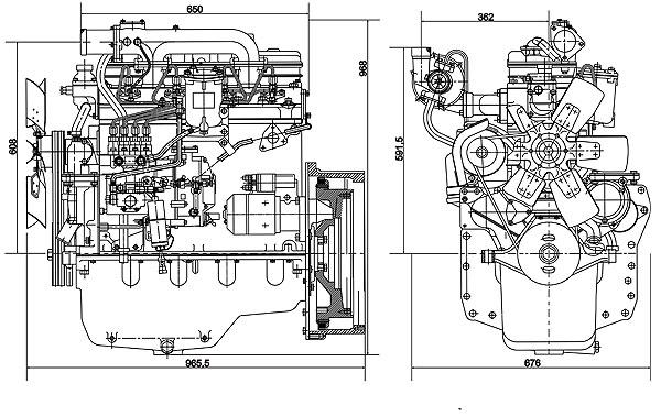 Двигатель Д-245 Сборка Инструкция - фото 4